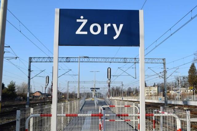 Przez Żory może przebiegać nowa linia kolejowa do Centralnego Portu Komunikacyjnego