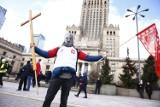 Międzynarodowy marsz o Wolność przeszedł ulicami Warszawy