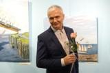 Wystawa w Galerii Kaloryfer w Cieplewie. Morski surrealizm na obrazach Adama Swobody [ZDJĘCIA]