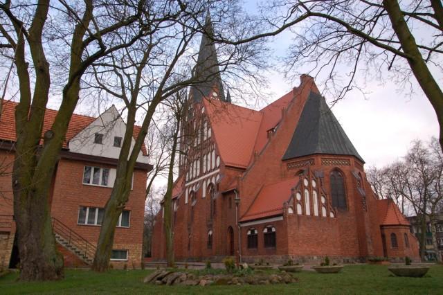 Kościół Mariacki w Szczecinku