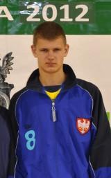 Sportowiec Roku 2012 Powiatu Krotoszyńskiego - Jakub Robakowski