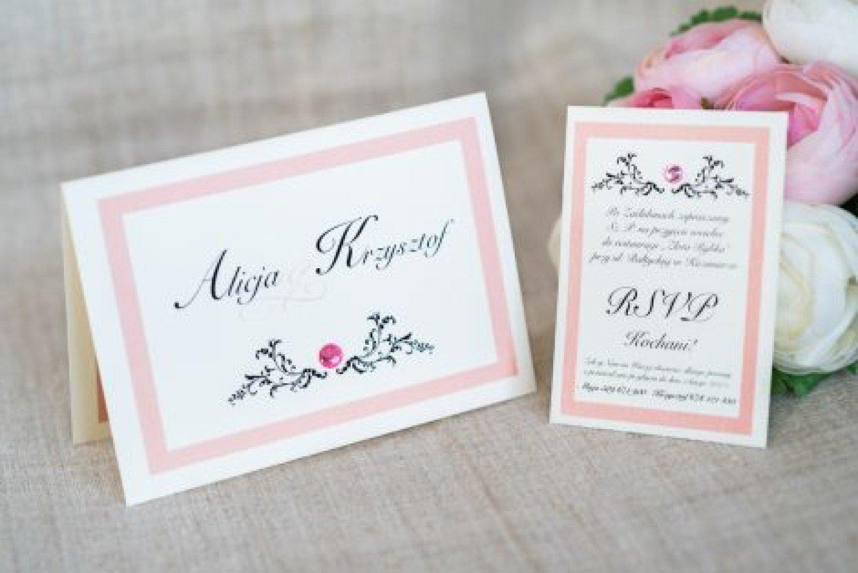 Idealne Zaproszenie Na ślub Czyli Jakie Naszemiastopl