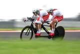 Paraolimpiada Tokio: Biegaczka Alicja Jeromin oraz kolarka Dominika Putyra z pilotką Ewą Bańkowską tuż za podium