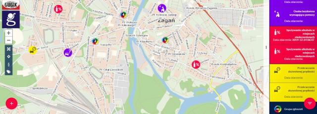 Sprawdź, jakie zdarzenia zgłaszali wczoraj mieszkańcy Żar, Żagania i okolic.