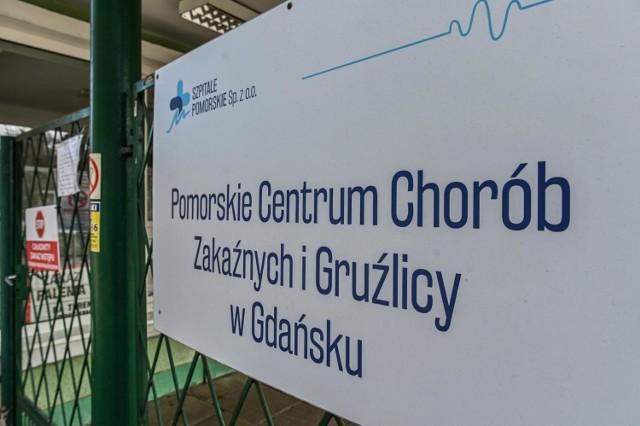 W szpitalu zakaźnym przy ulicy Smoluchowskiego w Gdańsku brakuje personelu