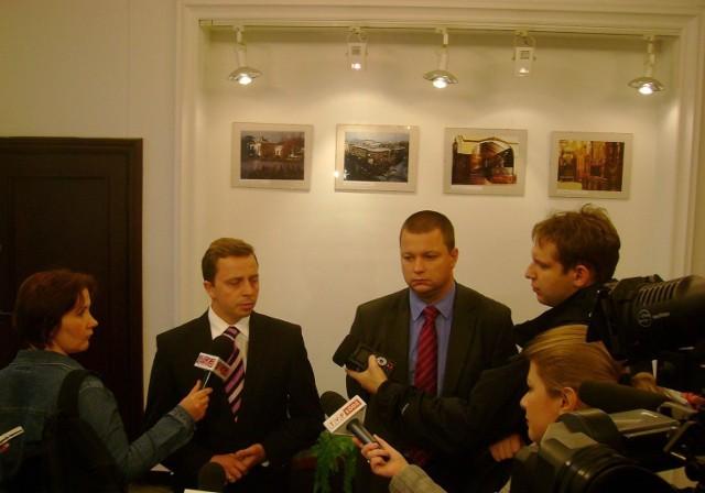 Dyrektor Zarządu Dróg i Transportu Maciej Winsche na polecenie Wiceprezydenta Dariusza Jońskiego zwolnił kierownika zajmującego się zmianami w organizacji ruchu.