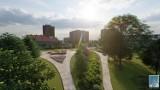 Felin chce być bardziej zielony. W planach jest powstanie parku. Zobacz wizualizację