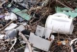 Plaga dzikich wysypisk śmieci w Poznaniu. Odnaleźli już prawie 120 miejsc