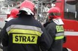 Jastrzębie: pożar w bloku przy ulicy Wrzosowej. W jednym z mieszkań zapaliła się kuchnia. Zawiniła kuchenka mikrofalowa