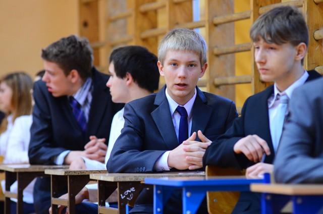 Egzamin gimnazjalny 2013: Język angielski rozszerzony
