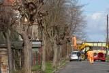 WSCHOWA. Wiosenne prace na ulicach i stan remontów Polnej i Daszyńskiego [ZDJĘCIA]