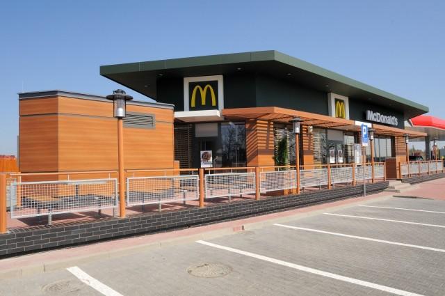 Najprawdopodobniej tak będzie wyglądała restauracja McDonald's w Chełmie