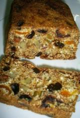 Chlebek bakaliowy - smaczny i zdrowy. Coś słodkiego na nadchodzące święta - PRZEPIS