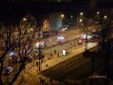 Bytom: wypadek na skrzyżowaniu ul.Wrocławskiej i Łużyckiej. Dwie osoby w szpitalu