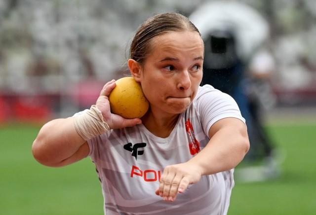W czasie konkursu Śliwińska trzykrotnie poprawiła rekord paraolimpijski, a zwycięstwo zagwarantował jej już pierwszy rzut na odległość 8.67m.