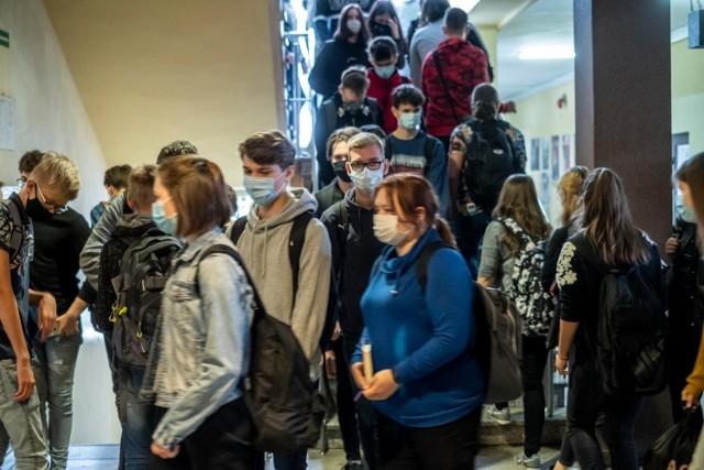 Szkoła w czasie pandemii koronawirusa