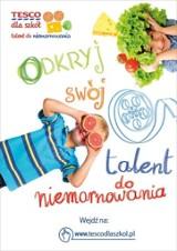 """Tesco dla Szkół – """"Talent do niemarnowania"""""""