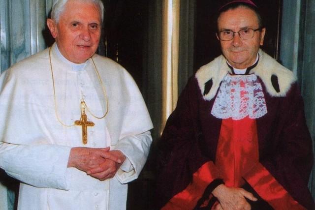 Ks. Antonii Stankiewicz został mianowany na biskupa przez papieża Benedykta XVI.