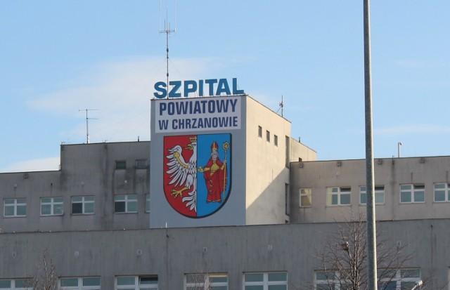 Koronawirus w Szpitalu Powiatowym w Chrzanowie