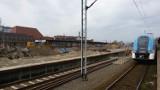 Gliwice: Remont dworca głównego. Przebudowa peronów [ZDJĘCIA]