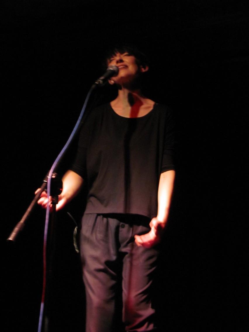 Katarzyna Groniec w Teatrze Małym