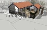 Nadleśnictwo Oleśnica buduje nową siedzibę. Zobaczcie wizualizację!
