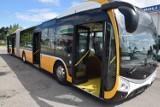 Autobus przegubowy na ulicach Szczecinka. Nowy autobus na testach [zdjęcia]
