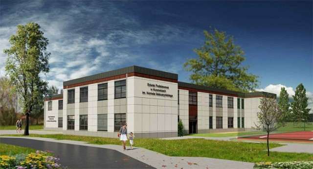 Zakończyła się budowa nowej szkoły w Kunowicach koło Słubic.
