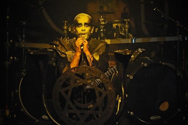 Koncert Behemoth oprotestowany. Stop promocji satanizmu!