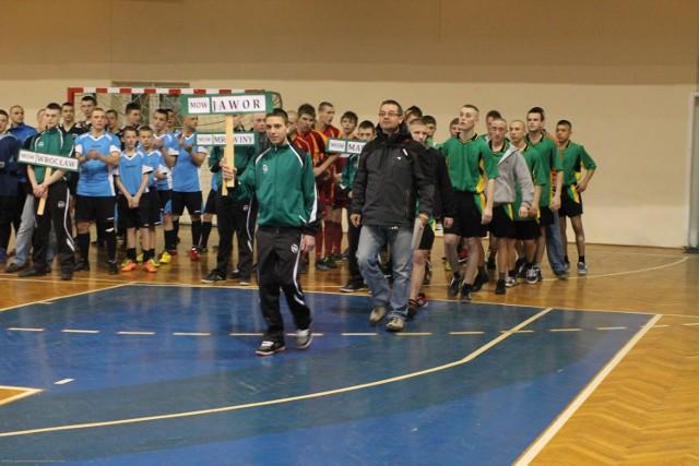 Turniej Eliminacyjny do XIII Mistrzostw Polski Młodzieżowych Ośrodków Wychowawczych w Halowej Piłce Nożnej – Wałbrzych – 2014
