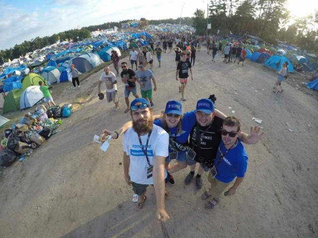 Naszemiasto.pl na 23. Woodstock Festival. Bawimy się razem z Wami! [ZDJĘCIA, WIDEO]