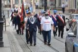 """40. rocznica wybuchu strajku w """"Warmie"""" w Grudziądzu [zdjęcia]"""