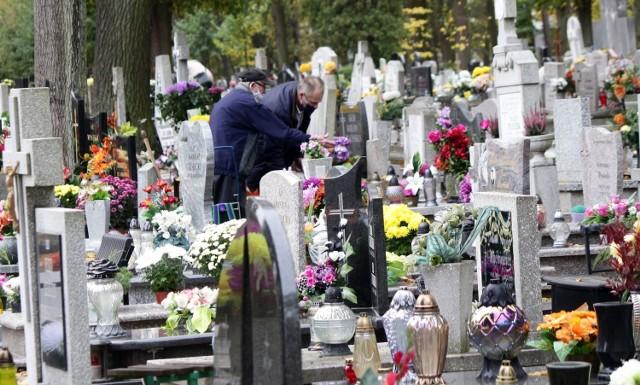 We wtorek ponownie otwarte zostaną cmentarze, także te w  Grudziądzu
