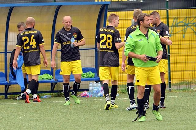 Piłkarze z Piaseczna szybko zaaklimatyzowali się w nowej dla siebie lidze.