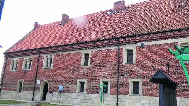 Wiślicki Dom Długosza - jeden z najcenniejszych gotyckich zespołów architektonicznych w Polsce.