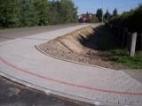 Dobiegły końca kolejne inwestycje drogowe samorządu powiatu jarosławskiego [ZDJĘCIA]
