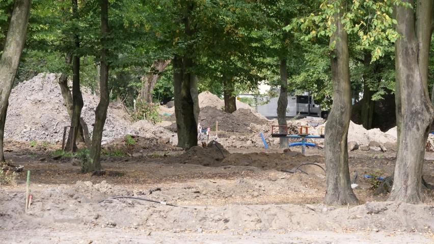 Prezydent Tomasz Budasz:Ten Park ma być parkiem...