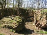 W tych miejscach w Kujawsko-Pomorskiem po zamkach zachowały się jedynie niewielkie ruiny