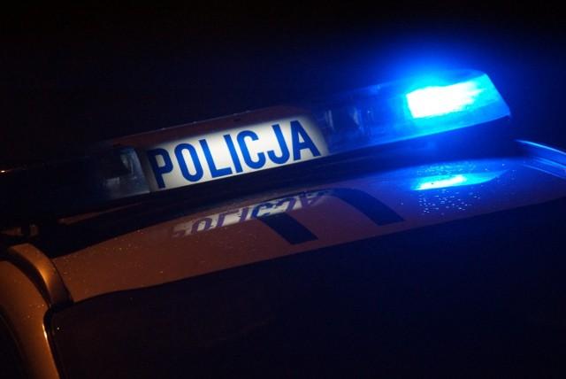 Policja w Kaliszu: Pijany 16-latek spowodował kolizję drogową