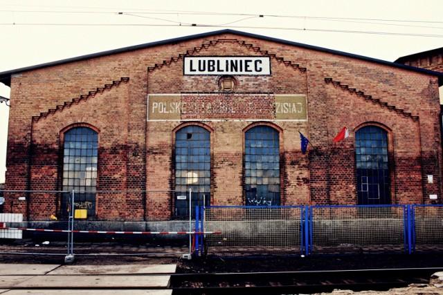 Lubliniec: Dworzec PKP