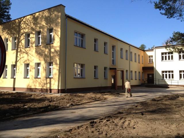 Biblioteka w Bornem Sulinowie