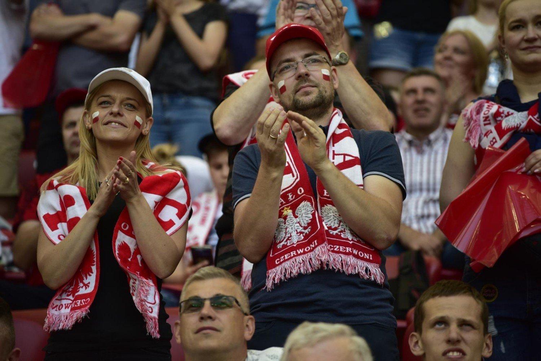 d2606bd1a Grand Prix Polski 2018. Tłumy kibiców i piękne widowisko na Stadionie  Narodowym
