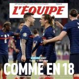 Skandaliczna okładka L'Équipe. Zwycięstwo z Niemcami rewanżem za I Wojnę Światową?