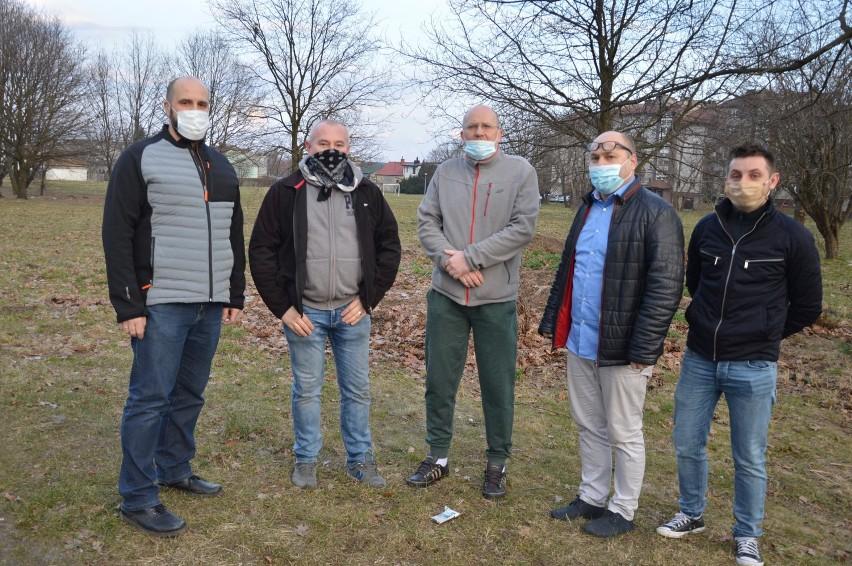 Mieszkańcy osiedla Brzezowieckiego w Brzesku sprzeciwiają...