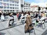 Koncert kameralny na Rynku Staromiejskim w Koszalinie [ZDJĘCIA]
