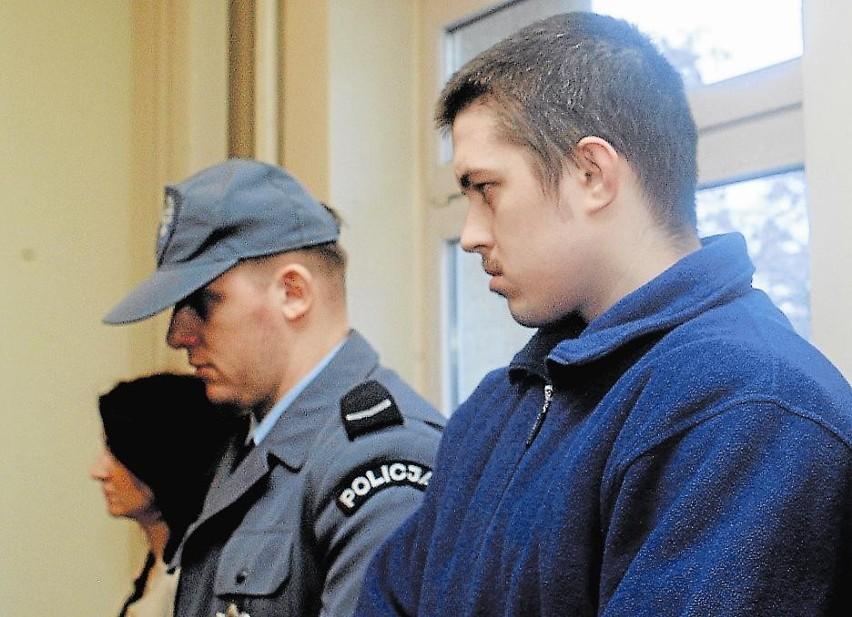 Zdaniem biegłych Daniel Szymanowski, seryjny morderca z...