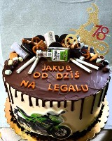 Lipno i okolice. Wyjątkowe ciasta i torty Marzeny Świątkowskiej z Czarnego. Zdjęcia