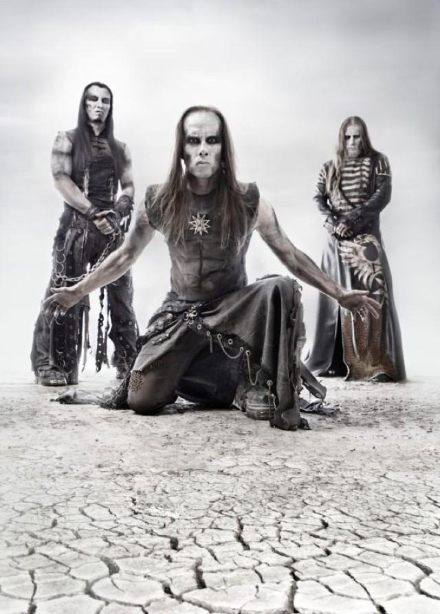 Nergal z zespołem Behemoth w Szczecinie: Koncert w Słowianinie i spotkanie w Empiku
