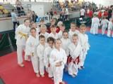 Start karateków z Klubu Karate Ishamashii Ostroróg i Otorowo w Dopiewie