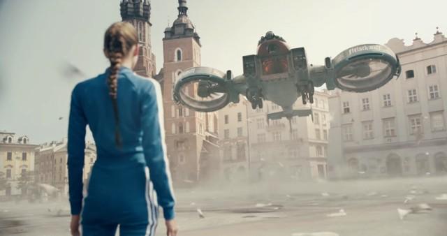 Smok zaatakował Kraków! Jest już nowy film Bagińskiego [WIDEO]